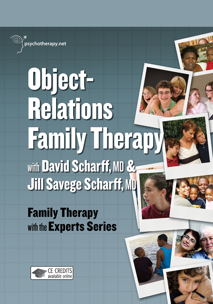Object-Relations Family Therapy