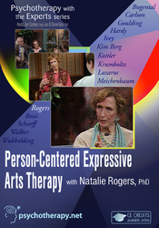 Person-Centered Expressive Arts Therapy