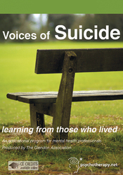 Voices of Suicide: Learning from Those who Lived