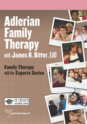 Adlerian Family Therapy