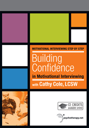 Building Confidence in Motivational Interviewing