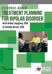 Evidence Based Treatment Planning for Bipolar Disorder Video