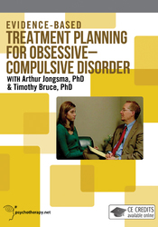 Evidence-Based Treatment Planning for Obsessive Compulsive Disorder