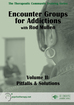 Encounter Groups for Addictions, Volume II: Pitfalls & Solutions